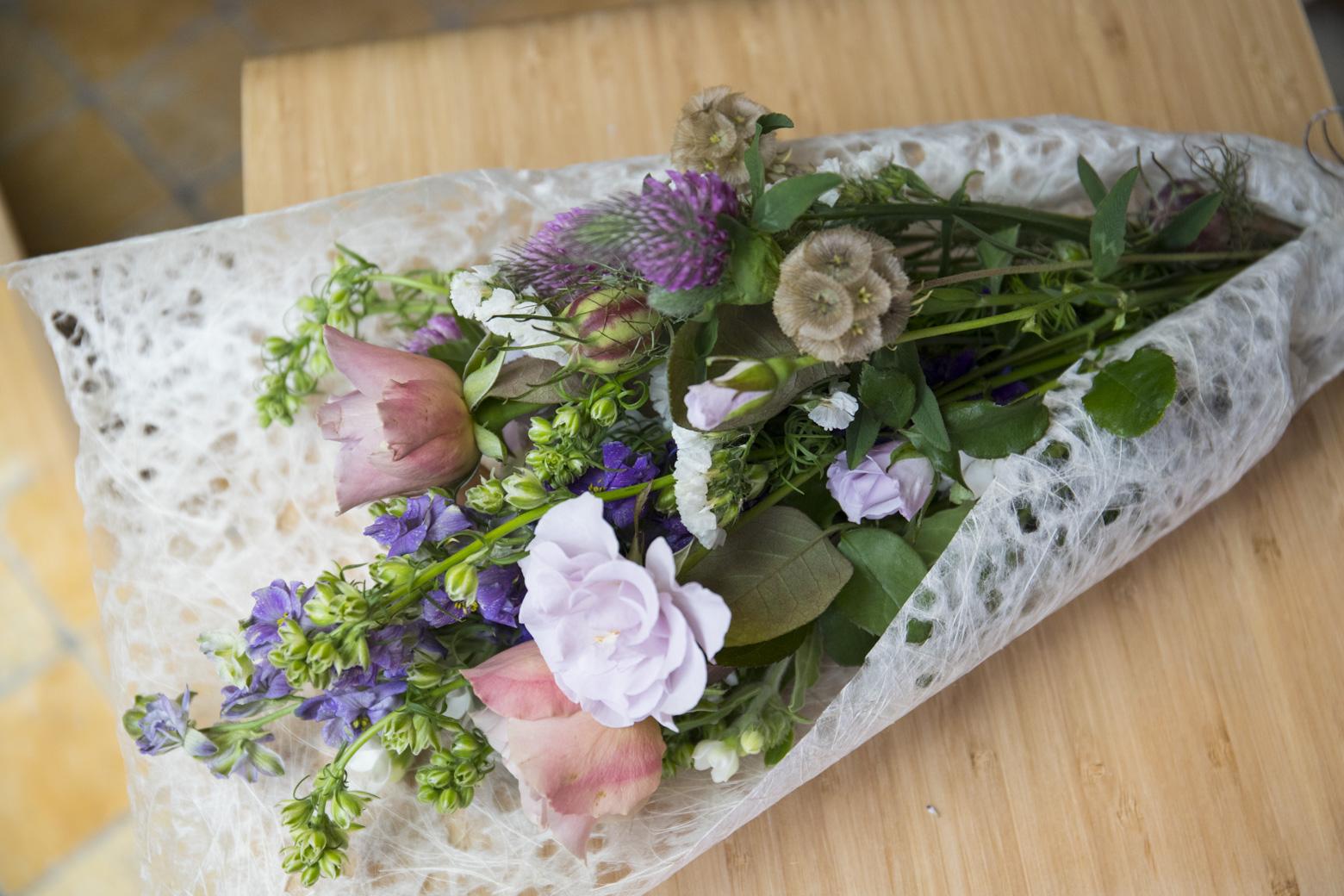 Floral Design Studio MIKI&CO.のブーケ