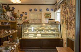 白馬村のケーキ店スイートショット