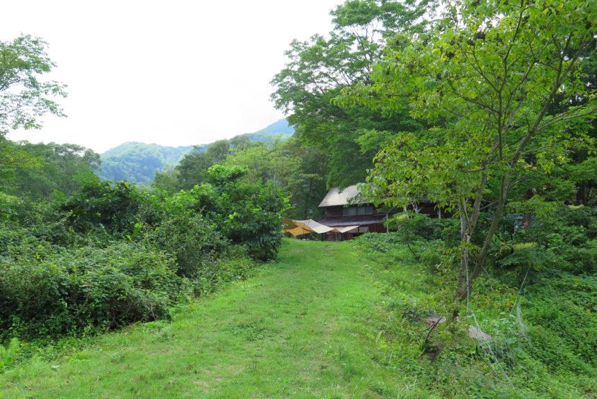 石坂森林探検村