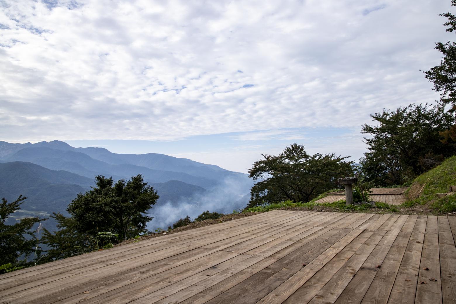 眺望の郷キャンプ場