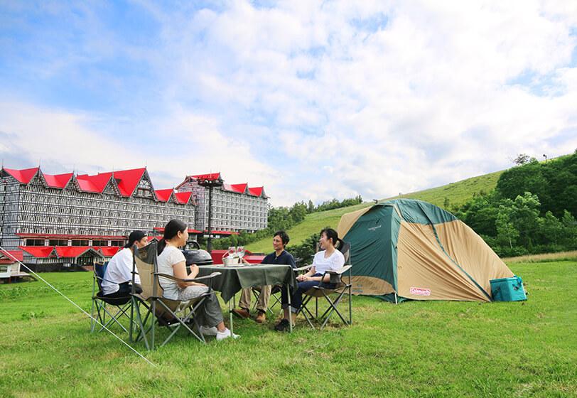 コルチナオートキャンプ場